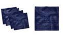 "Ambesonne Swirl Motfs Set of 4 Napkins, 12"" x 12"""