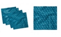 """Ambesonne Clouds Set of 4 Napkins, 12"""" x 12"""""""