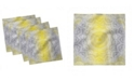 "Ambesonne Eastern Mandala Set of 4 Napkins, 18"" x 18"""