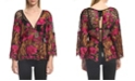 Colcci Embroidered Lace Blouse