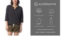 Alternative Apparel Champ Remix Eco-Fleece Women's Sweatshirt
