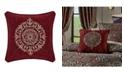 "J Queen New York Taormina 18"" Square Pillow"