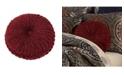 J Queen New York Taormina Tufted Round Pillow