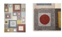 "Global Rug Designs Brighton Bri01 Multi 7'10"" x 10'6"" Area Rug"
