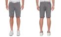 PGA TOUR Men's Big and Tall Heathered Golf Shorts