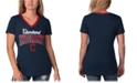G-III Sports Women's Cleveland Indians Fair Ball T-Shirt