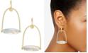 Kendra Scott 14k Gold-Plated Stone Statement Earrings