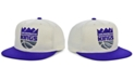 Mitchell & Ness Sacramento Kings Natural XL Snapback Cap
