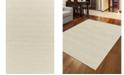 KM Home Bellissima 005/1007 White 10' x 14' Area Rug