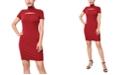 Planet Gold Juniors' Cutout Bodycon Dress