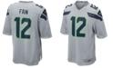 Nike Men's Twelfth Man Seattle Seahawks Game Jersey