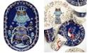 iittala Taika Blue Serving Platter