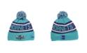 New Era Charlotte Hornets Biggest Fan Knit Hat