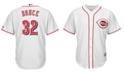 Majestic Men's Jay Bruce Cincinnati Reds Replica Jersey