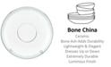 Marchesa by Lenox Empire Pearl Bone China Tea Saucer