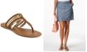 Tommy Hilfiger Lady Flat Thong Sandals