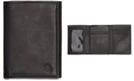 Lauren Ralph Lauren Lauren by Ralph Lauren Burnished Leather Trifold Wallet
