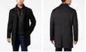 Michael Kors Michael Kors Men's Water-Resistant Overcoat with Zip-Out Liner