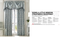 J Queen New York J. Queen New York Lucerne Window Panel and Valance Collection