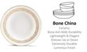 Vera Wang Wedgwood Gilded Weave Gold Rim Soup Bowl
