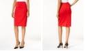Olivia & Grace Seamed Pencil Skirt