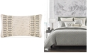 """Hotel Collection Connections 12"""" x 22"""" Decorative Pillow, Created for Macy's"""