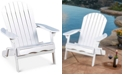 Noble House Collyer Adirondack Chair