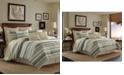 Tommy Bahama Home Tommy Bahama Canvas Stripe Comforter Sets