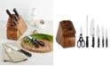 J.A. Henckels Zwilling Pro 7-Pc. Knife & Block Set