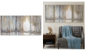 JLA Home Madison Park Forest Reflections 3-Pc. Gel-Coated Canvas Print Set
