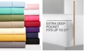 AQ Textiles Devon 4-Pc. Extra Deep King Sheet Set, 900 Thread Count, Created for Macy's