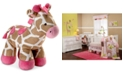 Carter's Jungle Giraffe Plush Decorative Pillow