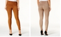 Style & Co Faux-Suede Leggings, Created for Macy's