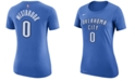 Nike Women's Russell Westbrook Oklahoma City Thunder Name & Number Player T-Shirt