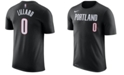 Nike Men's Damian Lillard Portland Trail Blazers Name & Number Player T-Shirt