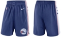 Nike Men's Philadelphia 76ers Icon Swingman Shorts