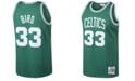Mitchell & Ness Men's Larry Bird Boston Celtics Hardwood Classic Swingman Jersey
