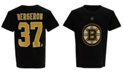 Outerstuff Patrice Bergeron Boston Bruins Player T-Shirt, Little Boys (4-7)