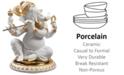 Lladro Bansuri Ganesha Golden Re-Deco Figurine