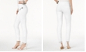 INC International Concepts I.N.C. Petite Skinny Moto Pants, Created for Macy's