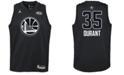 Nike Kevin Durant Golden State Warriors All Star Swingman Jersey, Big Boys (8-20)