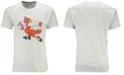 Retro Brand Men's Louisville Cardinals Vault Logo Triblend T-Shirt
