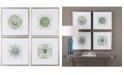 Uttermost Organic Symbols Wall Art, Set of 4