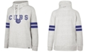 '47 Brand Women's Chicago Cubs French Terry Funnel Hoodie