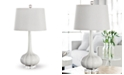 carriage & co. Regina Andrew Design Milano Snow Glass Table Lamp