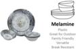 Certified International Radiance Cream Melamine 5-Pc. Salad/Serving Set