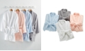 Martha Stewart Collection Cotton Terry Bath Robe, Created for Macy's