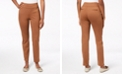 Charter Club Petite Pull-On Ponté-Knit Pants, Created for Macy's