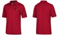 adidas Men's Louisville Cardinals Team Iconic Coaches Polo