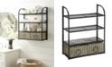 4D CONCEPTS Windsor Storage Unit With Baskets